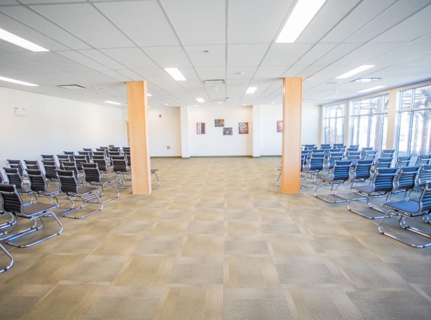 Spiritual centre. (September 2016)
